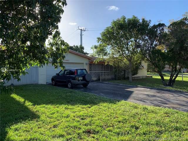 2441 Alcazar Dr, Miramar, FL 33023 (MLS #A10803752) :: Green Realty Properties