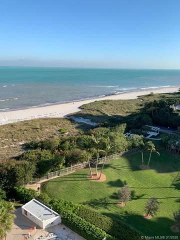 177 Ocean Lane Dr #1205, Key Biscayne, FL 33149 (MLS #A10803764) :: Grove Properties