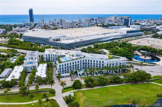 2001 Meridian Ave #428, Miami Beach, FL 33139 (MLS #A10803814) :: Julian Johnston Team