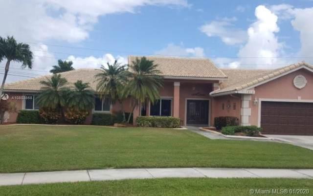 1816 SW 101st Ave, Davie, FL 33324 (MLS #A10803868) :: The Teri Arbogast Team at Keller Williams Partners SW