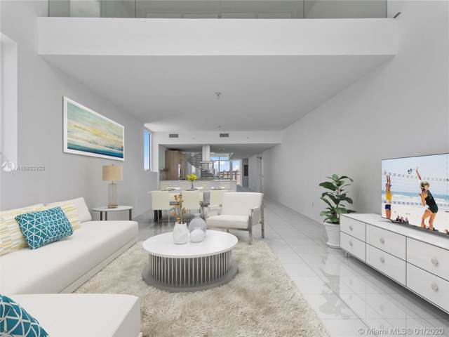 400 Sunny Isles Blvd #2015, Sunny Isles Beach, FL 33160 (MLS #A10803920) :: Grove Properties