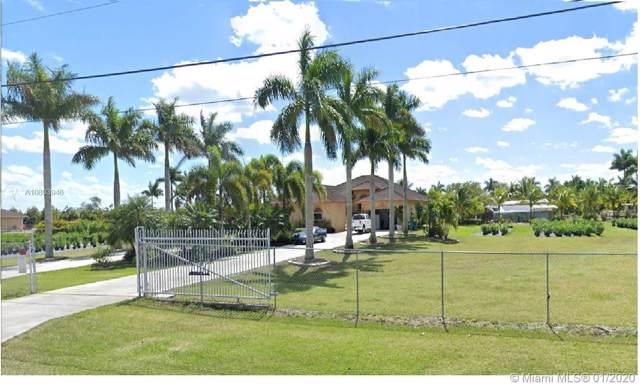 19320 SW 192 St, Miami, FL 33187 (MLS #A10803946) :: Green Realty Properties