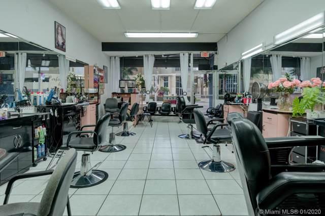 Beauty Salon In Hialeah, Miami, FL 33012 (MLS #A10803953) :: The Jack Coden Group