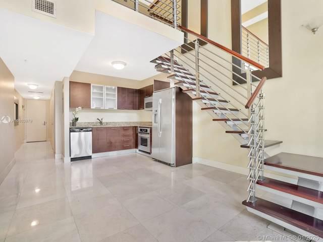 41 SE 5th St #705, Miami, FL 33131 (MLS #A10803979) :: Berkshire Hathaway HomeServices EWM Realty