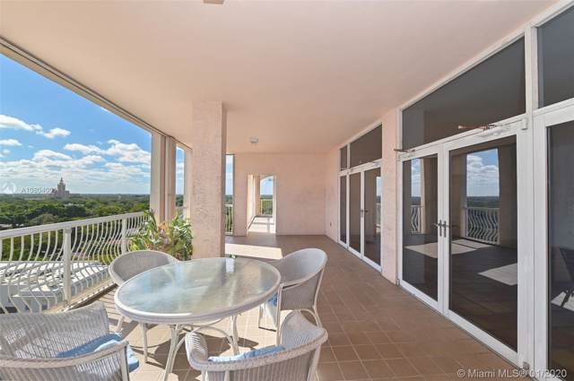 721 Biltmore Way Ph-2, Coral Gables, FL 33134 (MLS #A10804001) :: The Riley Smith Group