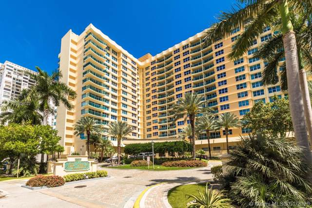 2501 S Ocean Dr #1630, Hollywood, FL 33019 (MLS #A10804022) :: Green Realty Properties