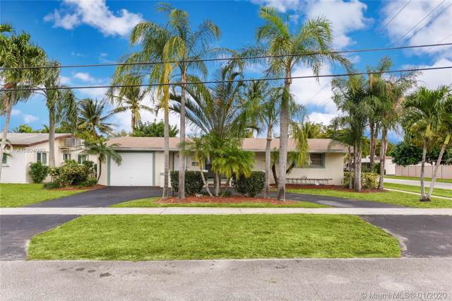 1901 N 48th Ave, Hollywood, FL 33021 (MLS #A10804080) :: Green Realty Properties