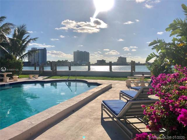2250 Bay Dr #8, Miami Beach, FL 33141 (MLS #A10804125) :: The Paiz Group