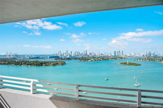 1330 West Ave #2802, Miami Beach, FL 33139 (MLS #A10804130) :: The Riley Smith Group