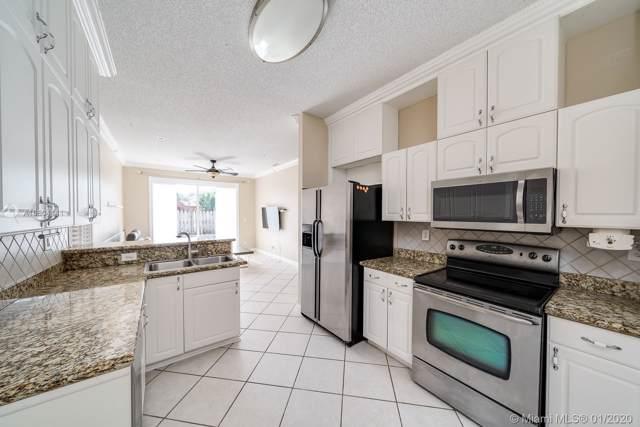 17056 NW 12th St, Pembroke Pines, FL 33028 (MLS #A10804141) :: Berkshire Hathaway HomeServices EWM Realty