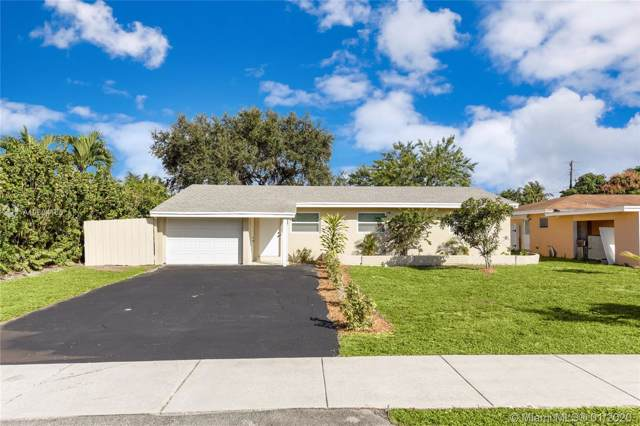 4525 NW 3rd St, Plantation, FL 33317 (MLS #A10804166) :: Green Realty Properties