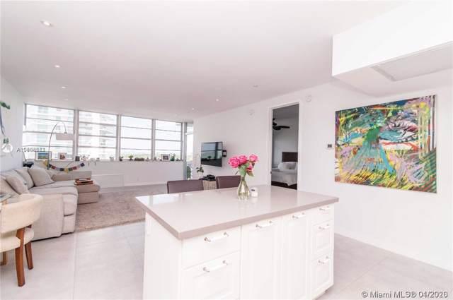 20 Island Ave #1206, Miami Beach, FL 33139 (MLS #A10804171) :: ONE | Sotheby's International Realty