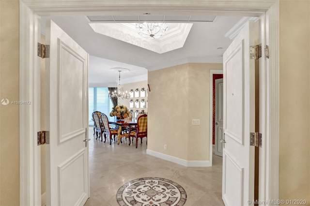 21200 Point Pl #503, Aventura, FL 33180 (MLS #A10804172) :: Grove Properties