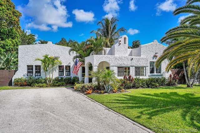 845 NE 116th St, Biscayne Park, FL 33161 (MLS #A10804306) :: Lucido Global