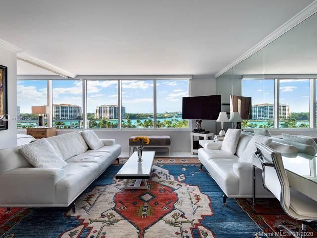 400 S Pointe Dr #605, Miami Beach, FL 33139 (MLS #A10804326) :: The Paiz Group