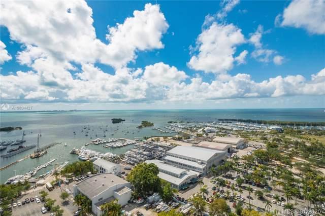 2627 S Bayshore Dr #2506, Miami, FL 33133 (MLS #A10804427) :: The Riley Smith Group