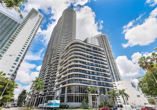 488 NE 18th St #1901, Miami, FL 33132 (MLS #A10804432) :: The Adrian Foley Group