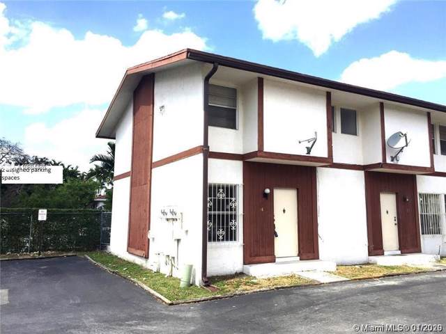 688 Forrest Dr A-4, Miami Springs, FL 33166 (MLS #A10804485) :: The Teri Arbogast Team at Keller Williams Partners SW