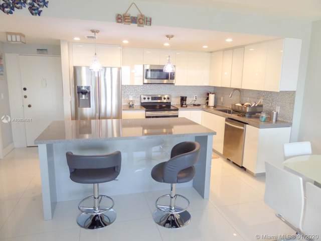 3111 N Ocean Dr #1511, Hollywood, FL 33019 (MLS #A10804501) :: Green Realty Properties