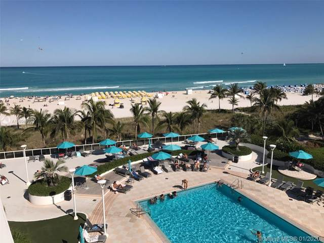 100 Lincoln Rd #644, Miami Beach, FL 33139 (MLS #A10804620) :: Berkshire Hathaway HomeServices EWM Realty