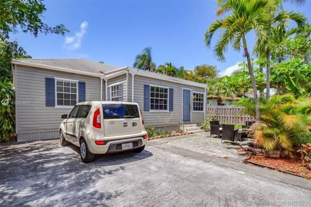 719 NE 17th Road, Fort Lauderdale, FL 33304 (MLS #A10804652) :: Patty Accorto Team