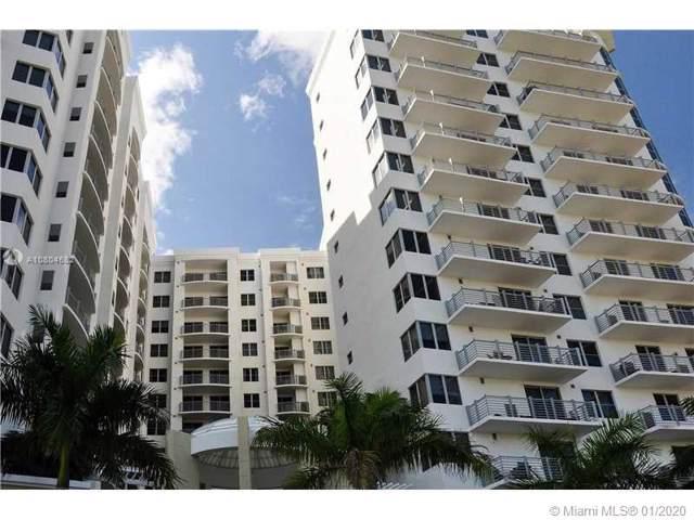 1830 Radius Dr #504, Hollywood, FL 33020 (MLS #A10804682) :: Green Realty Properties