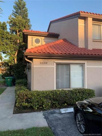 3539 W Inverrary Blvd W #3539, Lauderhill, FL 33319 (MLS #A10804702) :: The Riley Smith Group