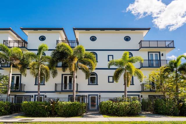 814 NE 7th St B, Fort Lauderdale, FL 33304 (MLS #A10804704) :: The Howland Group