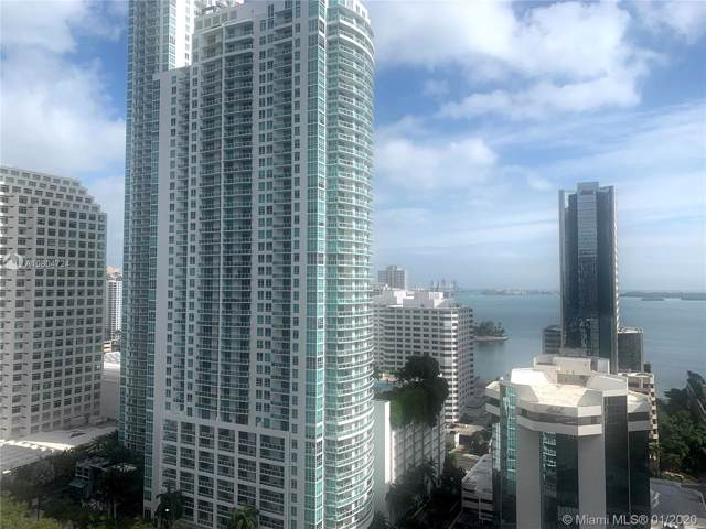 1010 Brickell Ave #2202, Miami, FL 33131 (MLS #A10804724) :: Berkshire Hathaway HomeServices EWM Realty