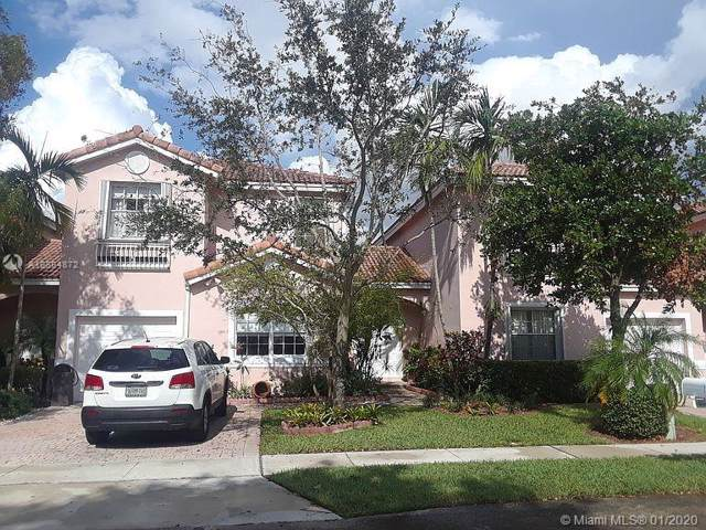589 NW 130th Way, Pembroke Pines, FL 33028 (MLS #A10804872) :: The Teri Arbogast Team at Keller Williams Partners SW