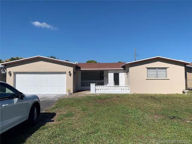 7619 Dilido Blvd House, Miramar, FL 33023 (MLS #A10804918) :: The Teri Arbogast Team at Keller Williams Partners SW