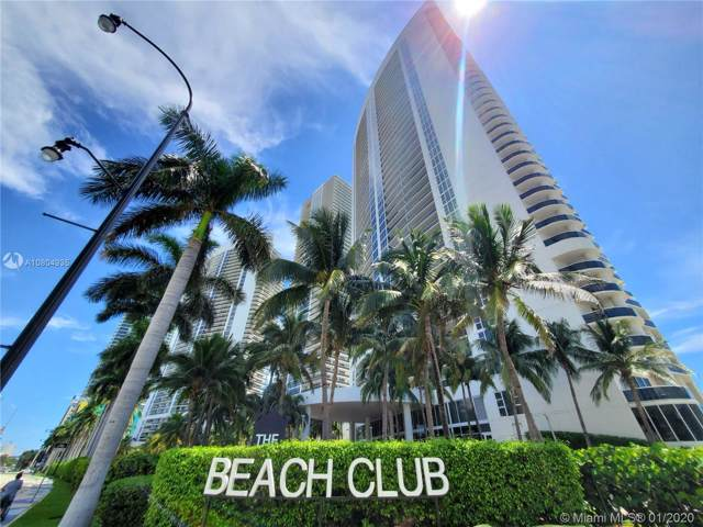 1850 S Ocean Dr #3802, Hallandale, FL 33009 (MLS #A10804935) :: The Riley Smith Group