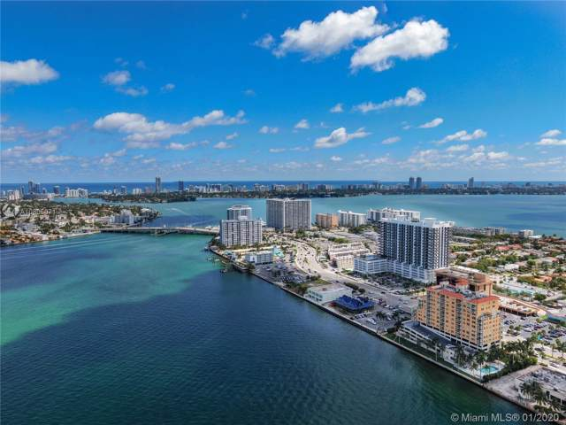 7901 Hispanola Av #2003, North Bay Village, FL 33141 (MLS #A10805071) :: Lucido Global