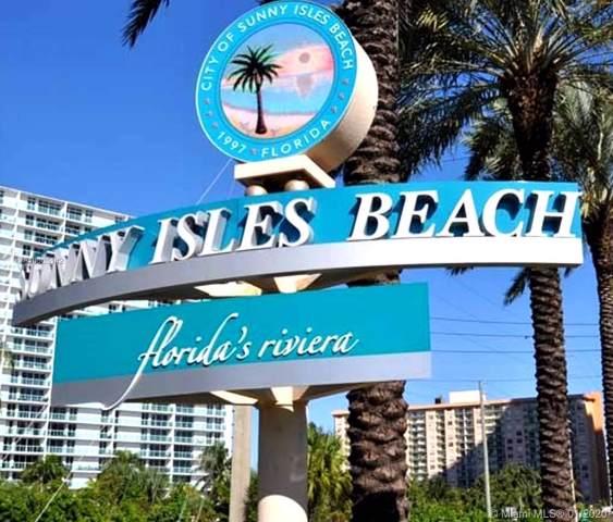 250 Sunny Isles Blvd 3-902, Sunny Isles Beach, FL 33160 (MLS #A10805142) :: Lucido Global
