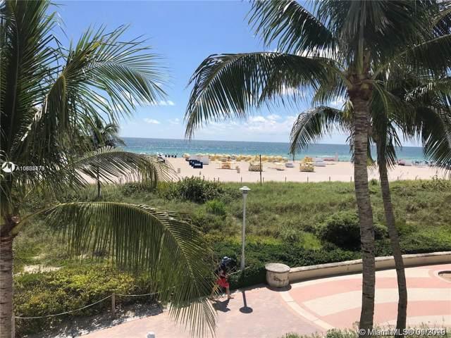 100 Lincoln Rd #914, Miami Beach, FL 33139 (MLS #A10805170) :: The Paiz Group