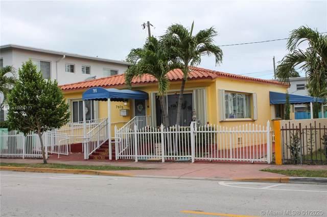 7915 Hawthorne Ave, Miami Beach, FL 33141 (MLS #A10805177) :: The Teri Arbogast Team at Keller Williams Partners SW