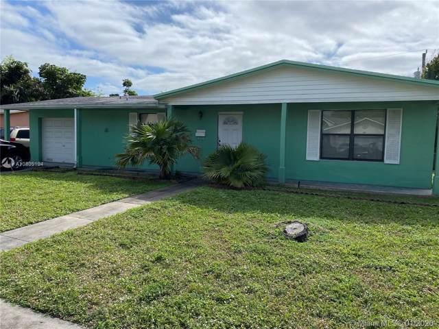 6200 NW 18th Pl, Sunrise, FL 33313 (MLS #A10805194) :: Berkshire Hathaway HomeServices EWM Realty