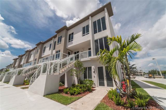 10245 NW 63rd Ter #210, Doral, FL 33178 (MLS #A10805212) :: Green Realty Properties