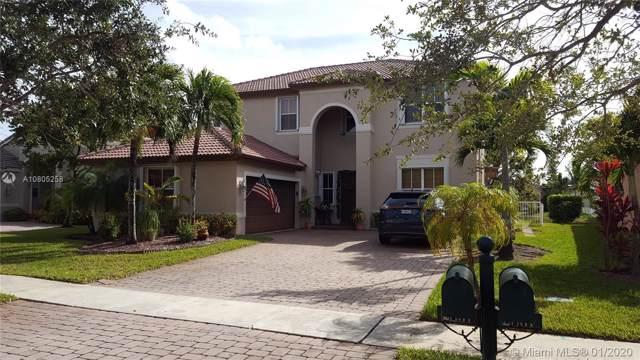 2831 SW 190th Avenue, Miramar, FL 33029 (MLS #A10805258) :: Patty Accorto Team