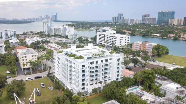 1100 100 #301, Bay Harbor Islands, FL 33154 (MLS #A10805264) :: Castelli Real Estate Services