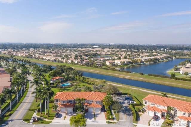 12953 SW 49th Ct #12953, Miramar, FL 33027 (MLS #A10805300) :: Berkshire Hathaway HomeServices EWM Realty