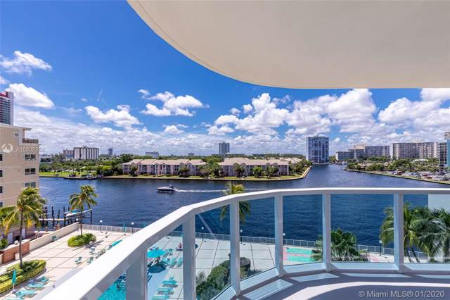 3800 S Ocean #506, Hollywood, FL 33019 (MLS #A10805354) :: Kurz Enterprise