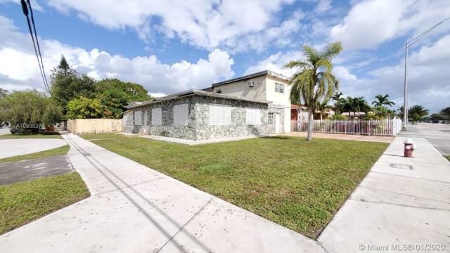 291 W 41st St, Hialeah, FL 33012 (MLS #A10805374) :: Green Realty Properties