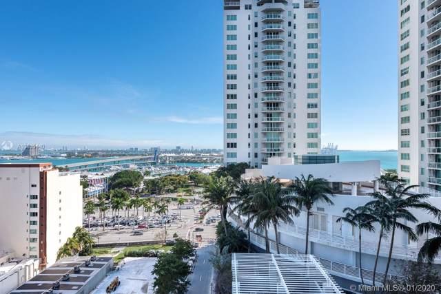234 NE 3rd St #1502, Miami, FL 33132 (MLS #A10805440) :: The Adrian Foley Group