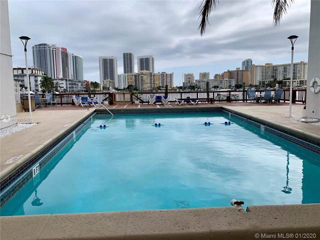 462 Golden Isles Dr #204, Hallandale Beach, FL 33009 (MLS #A10805451) :: Re/Max PowerPro Realty