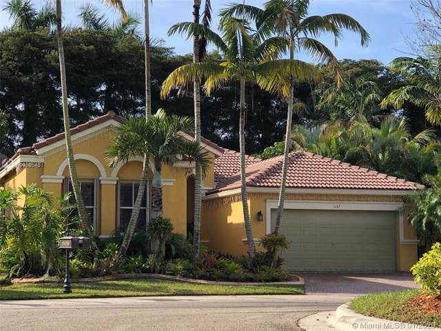 1157 Lavender Cir, Weston, FL 33327 (MLS #A10805461) :: RICK BANNON, P.A. with RE/MAX CONSULTANTS REALTY I