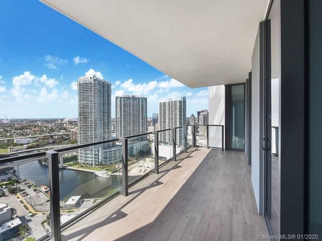 68 SE 6th St #2410, Miami, FL 33131 (MLS #A10805496) :: Miami Villa Group