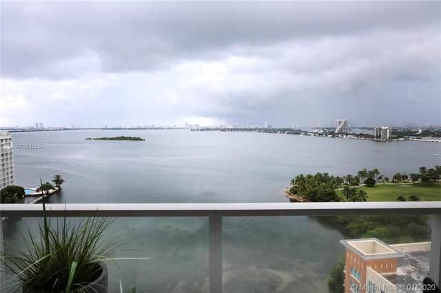 2020 N Bayshore Dr #1609, Miami, FL 33137 (MLS #A10805557) :: The Adrian Foley Group