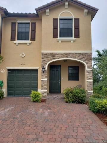 3803 SE 3rd Ct #3803, Homestead, FL 33033 (MLS #A10805568) :: Berkshire Hathaway HomeServices EWM Realty