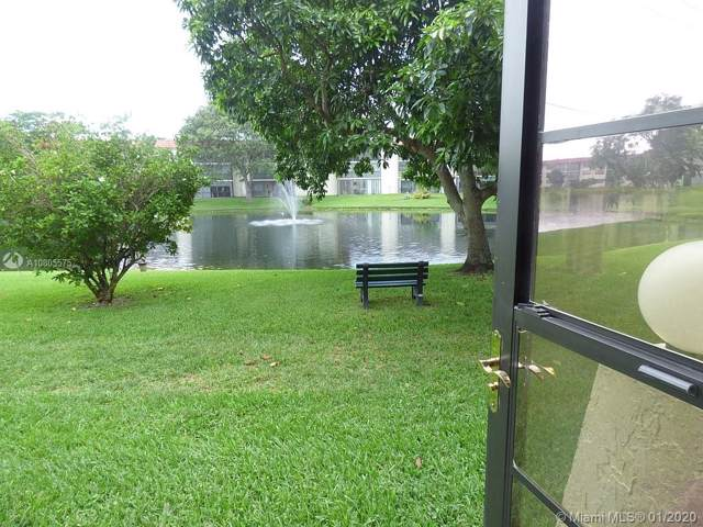 381 S Hollybrook Lake Dr #102, Pembroke Pines, FL 33025 (MLS #A10805575) :: Laurie Finkelstein Reader Team